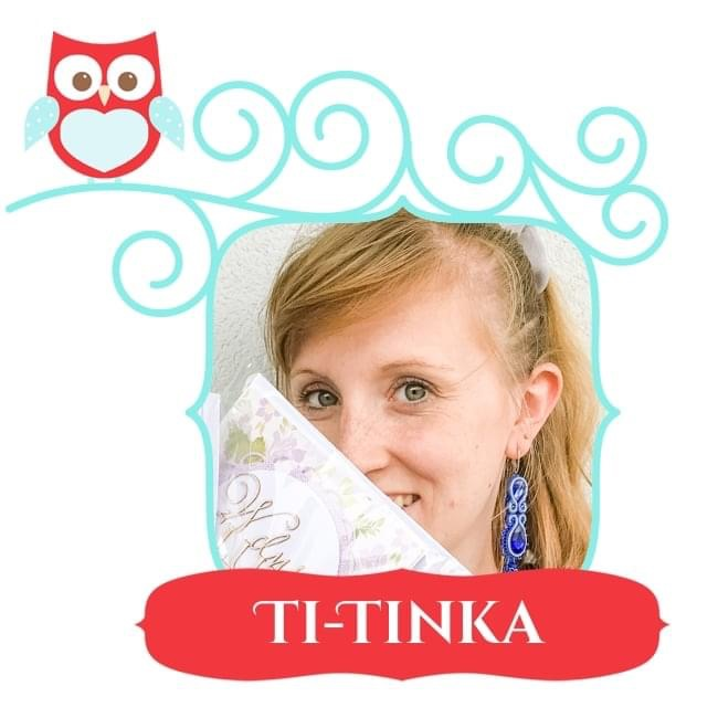 Design Team Rosy Owl - gościnna projektantka Ti-Tinka
